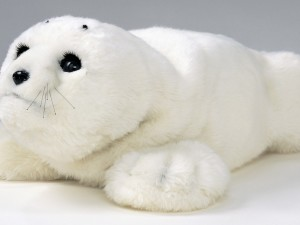 Robótica y demencia: Paro, el bebé foca